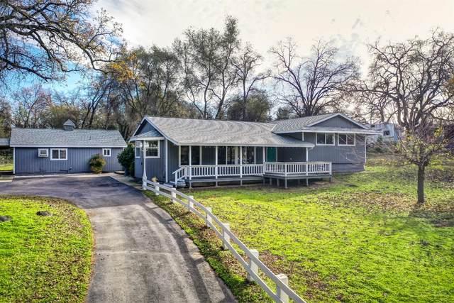 3951 Hickey Lane, Loomis, CA 95650 (MLS #20077134) :: Paul Lopez Real Estate