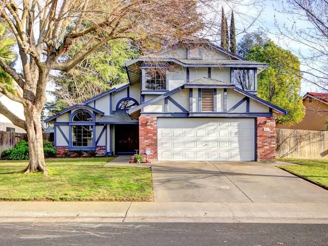 2521 Green Wing Way, Rancho Cordova, CA 95670 (MLS #20077160) :: Keller Williams - The Rachel Adams Lee Group