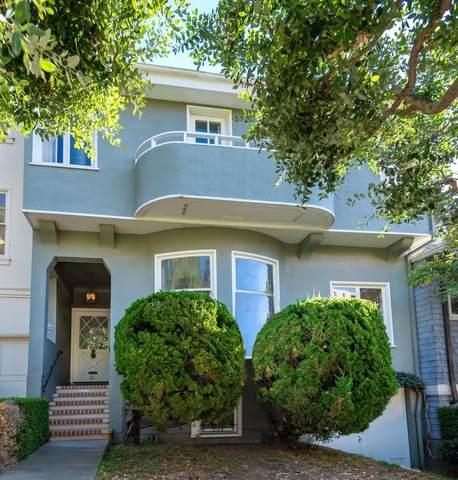 21-23 Park Hill Avenue, San Francisco, CA 94117 (MLS #20077178) :: Paul Lopez Real Estate