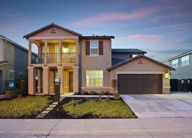 4025 Morrison Way, Roseville, CA 95747 (MLS #20077557) :: Keller Williams Realty