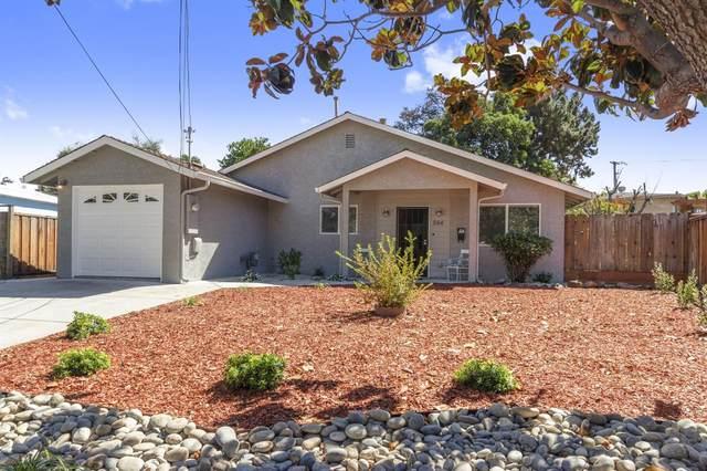 566 Fir Avenue, Sunnyvale, CA 94085 (MLS #20077979) :: REMAX Executive