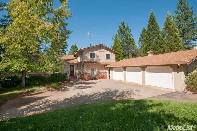 4280 E Leisure Lane, Placerville, CA 95667 (MLS #20077993) :: Deb Brittan Team