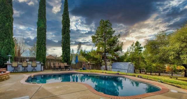 3781 Whispering Pines Lane, Shingle Springs, CA 95682 (MLS #20078048) :: The MacDonald Group at PMZ Real Estate