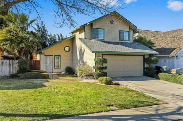 1621 Walnut Crest Way, Modesto, CA 95355 (MLS #20078097) :: Live Play Real Estate | Sacramento