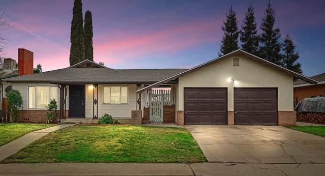 1015 Cedar Place, Oakdale, CA 95361 (MLS #20078143) :: The MacDonald Group at PMZ Real Estate