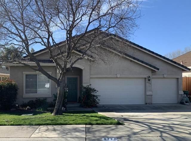 4770 Concordia Drive, El Dorado Hills, CA 95762 (#20078382) :: Jimmy Castro Real Estate Group