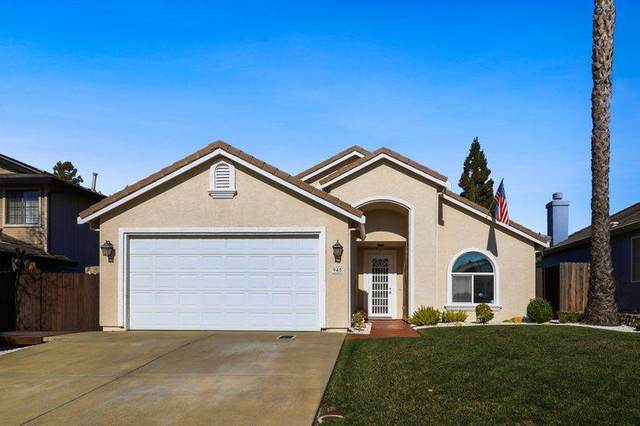 945 Portside Circle, Roseville, CA 95678 (MLS #20078839) :: The MacDonald Group at PMZ Real Estate