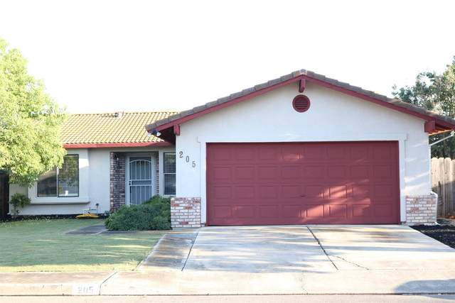 205 Lilac Avenue, Patterson, CA 95363 (MLS #20079481) :: The MacDonald Group at PMZ Real Estate