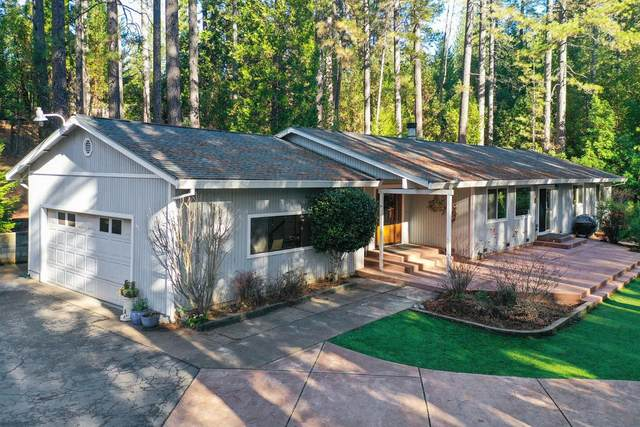 11780 E Bennett Road, Grass Valley, CA 95945 (MLS #20079882) :: The MacDonald Group at PMZ Real Estate