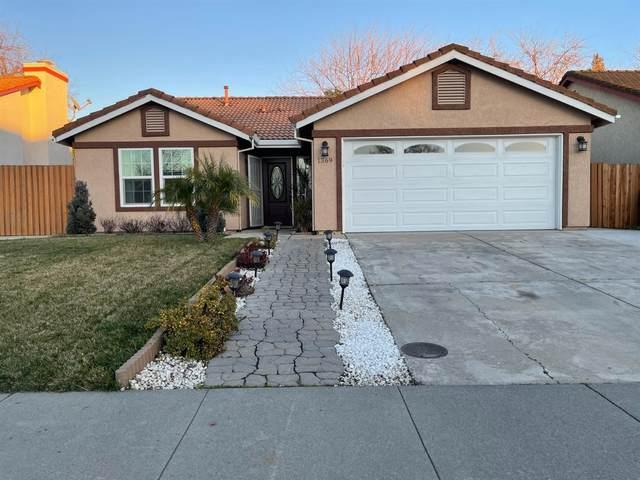 1369 Somerset Drive, West Sacramento, CA 95605 (MLS #20080274) :: Heidi Phong Real Estate Team