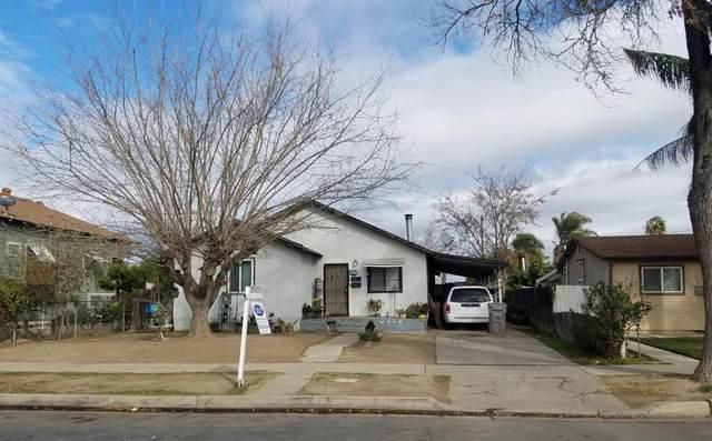 208 F Street, Los Banos, CA 93635 (MLS #20080363) :: Live Play Real Estate | Sacramento