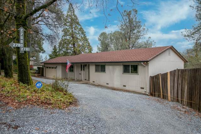 2781 Morts Court, Placerville, CA 95667 (MLS #20080906) :: The MacDonald Group at PMZ Real Estate