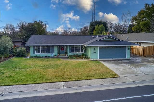 234 Diamond Oaks Road, Roseville, CA 95678 (MLS #20081069) :: The MacDonald Group at PMZ Real Estate