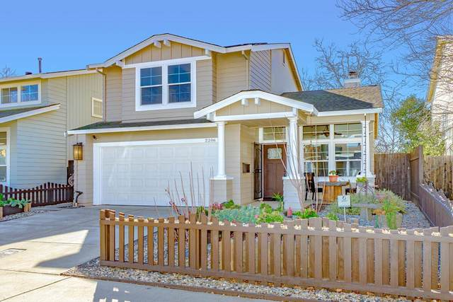2206 Halsey Circle, Davis, CA 95618 (MLS #20081131) :: Keller Williams - The Rachel Adams Lee Group