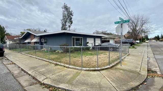 3535 N San Joaquin Street, Stockton, CA 95204 (MLS #20081394) :: The MacDonald Group at PMZ Real Estate