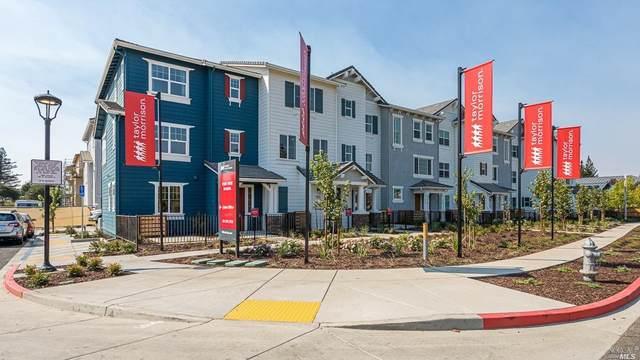 339 Pear Tree Terrace D, Napa, CA 94558 (MLS #22026372) :: Paul Lopez Real Estate