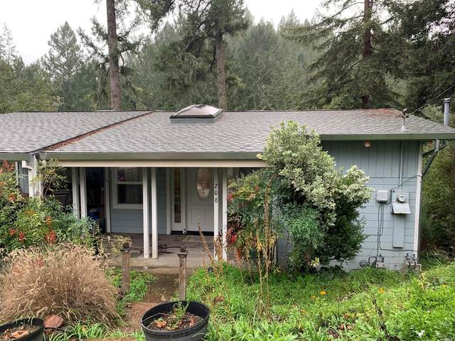 206 Armentieres Road, Forestville, CA 95436 (MLS #22033528) :: Live Play Real Estate | Sacramento