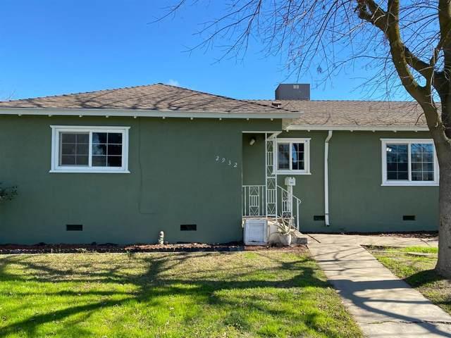 2932 Tahoe Drive, Merced, CA 95340 (MLS #221002154) :: Keller Williams - The Rachel Adams Lee Group
