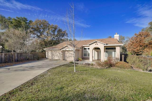 15347 Abierto Drive, Rancho Murieta, CA 95683 (MLS #221002661) :: eXp Realty of California Inc