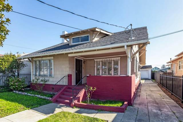 2518 60th Avenue, Oakland, CA 94605 (#221004533) :: The Lucas Group