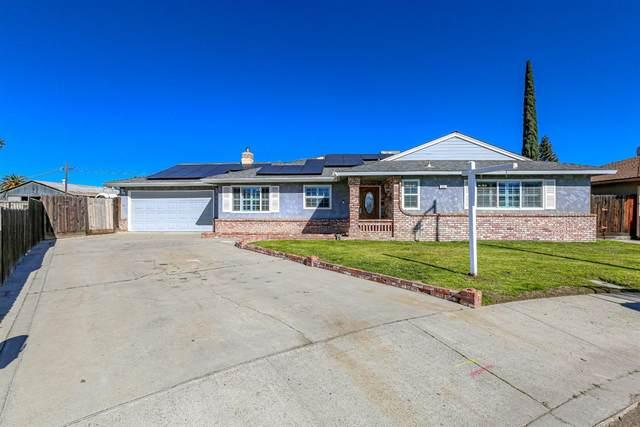 312 Vernal, Chowchilla, CA 93610 (MLS #221004551) :: Live Play Real Estate | Sacramento