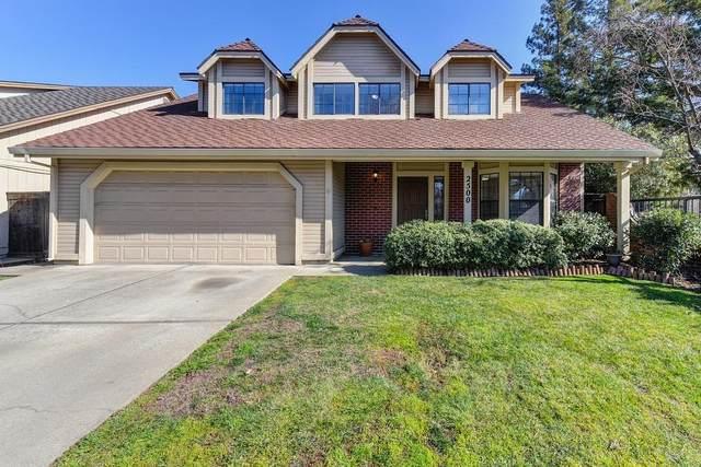 2500 Winsford Lane, Carmichael, CA 95608 (#221005081) :: Jimmy Castro Real Estate Group