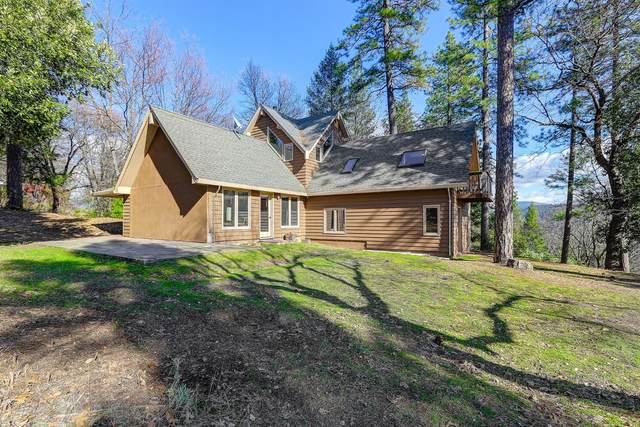 18101 Badger Hill Road, Nevada City, CA 95959 (MLS #221005354) :: Dominic Brandon and Team