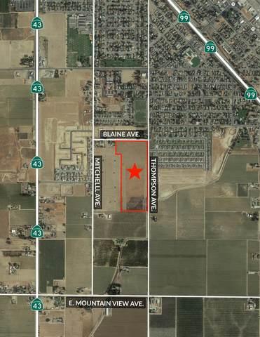 0 Thompson Avenue, Selma, CA 93662 (#221006719) :: Jimmy Castro Real Estate Group