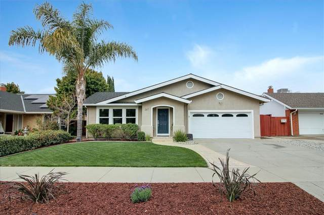 267 Esteban Way, San Jose, CA 95119 (#221006781) :: The Lucas Group