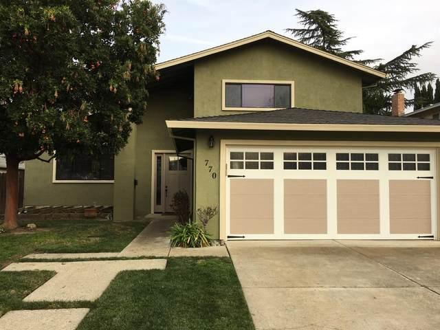 770 Geraldine Street, Livermore, CA 94550 (MLS #221006943) :: The Merlino Home Team