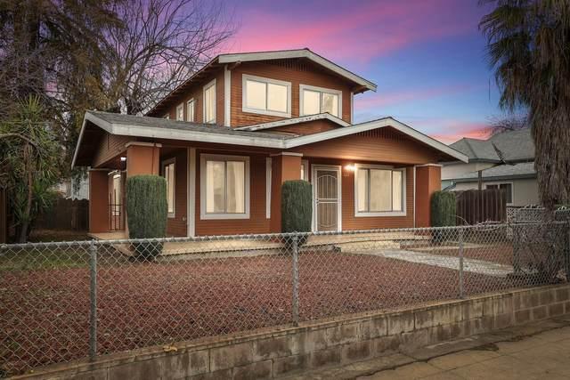 822 1st Street, Modesto, CA 95351 (MLS #221007107) :: Live Play Real Estate | Sacramento