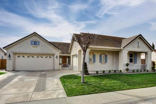 2504 Neutra Way, Elk Grove, CA 95758 (MLS #221007864) :: The Merlino Home Team