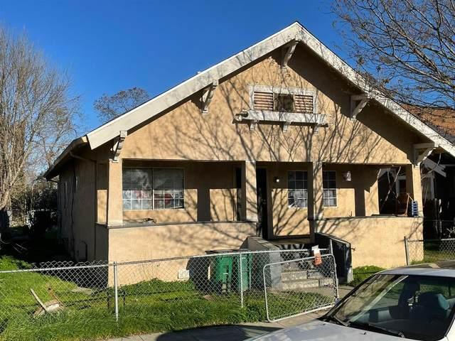 1538 S San Joaquin Street, Stockton, CA 95206 (#221007889) :: The Lucas Group