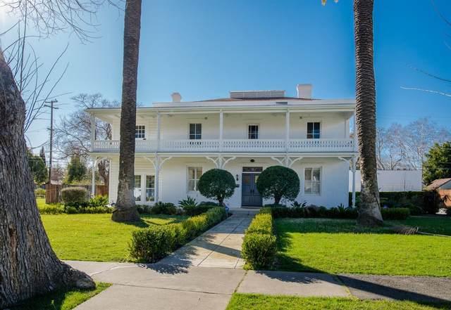 9 Palm Avenue, Woodland, CA 95695 (MLS #221008058) :: Live Play Real Estate   Sacramento
