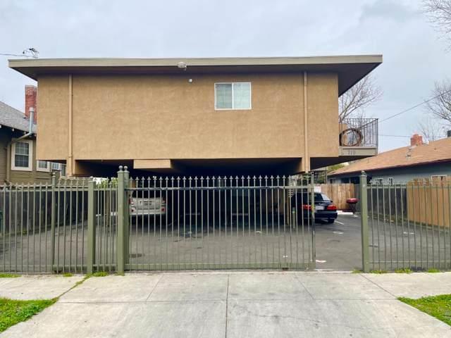 719 E Fremont Street, Stockton, CA 95202 (#221008351) :: The Lucas Group