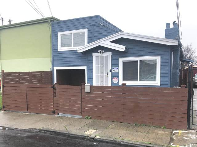 1005 72nd Avenue, Oakland, CA 94621 (MLS #221008911) :: The Merlino Home Team