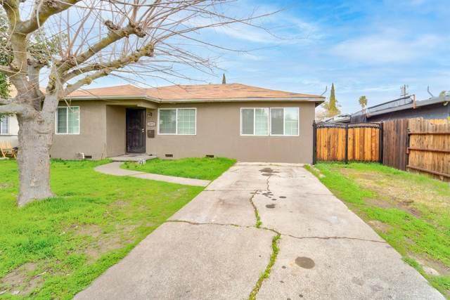 2459 E Sonora Street, Stockton, CA 95205 (MLS #221008984) :: Live Play Real Estate | Sacramento