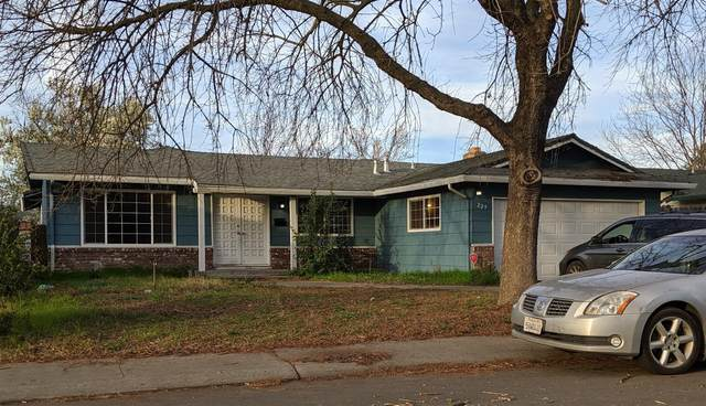 229 E Glencannon Street, Stockton, CA 95210 (MLS #221009277) :: The Merlino Home Team
