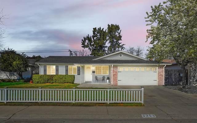 2353 La Loma Drive, Rancho Cordova, CA 95670 (MLS #221009599) :: Keller Williams - The Rachel Adams Lee Group