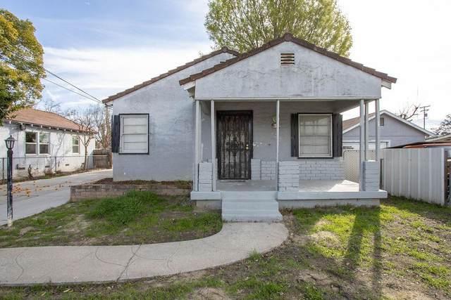 642 W Olive Avenue, Turlock, CA 95380 (MLS #221009638) :: The Merlino Home Team