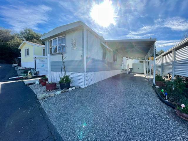 2540 Grass Valley Highway #63, Auburn, CA 95603 (MLS #221009870) :: The Merlino Home Team