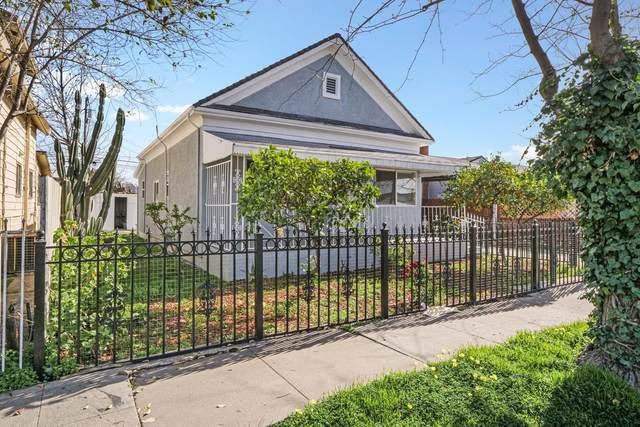 1520 S Hunter Street, Stockton, CA 95206 (#221009875) :: The Lucas Group