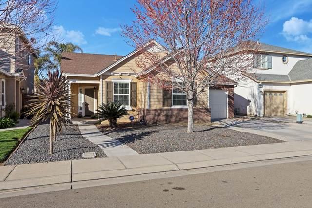 2579 Silhouettes Street, Manteca, CA 95337 (MLS #221010126) :: The MacDonald Group at PMZ Real Estate
