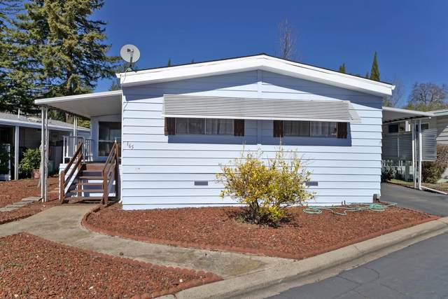 2681 Cameron Park Drive #165, Cameron Park, CA 95682 (MLS #221010361) :: Live Play Real Estate | Sacramento