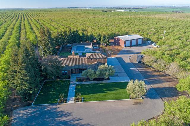 4545 Montpellier Road, Hickman, CA 95323 (MLS #221010694) :: Heidi Phong Real Estate Team