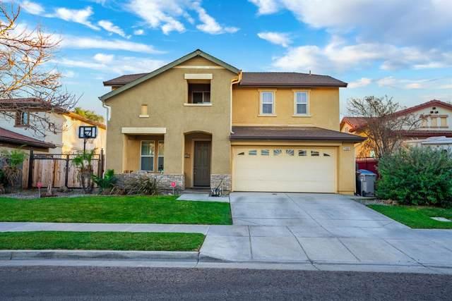 2385 S Creekside Drive, Los Banos, CA 93635 (MLS #221010794) :: Live Play Real Estate | Sacramento