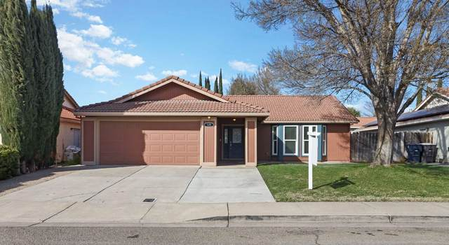 125 Silkwood Lane, Tracy, CA 95376 (MLS #221011380) :: Live Play Real Estate | Sacramento