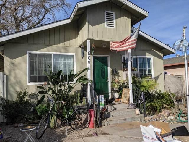 609 S Coolidge Avenue, Stockton, CA 95215 (MLS #221011909) :: Deb Brittan Team