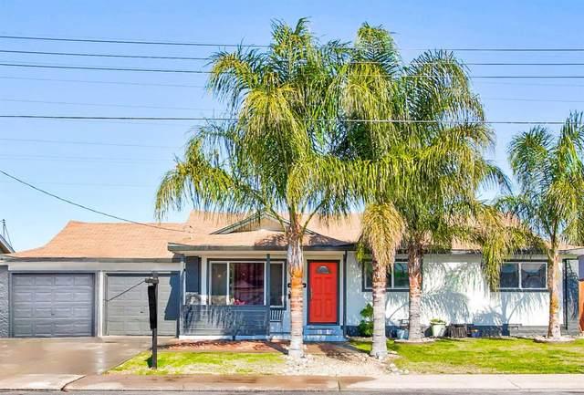 1115 Shasta Street, Manteca, CA 95336 (MLS #221012101) :: Live Play Real Estate | Sacramento