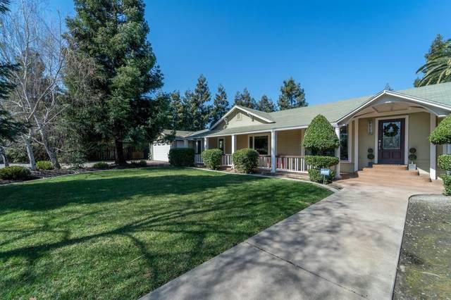 3901 Woodland Avenue, Modesto, CA 95358 (MLS #221012402) :: Live Play Real Estate | Sacramento